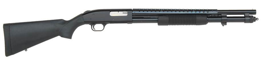 Mossberg 590 Shield Repetierflinte Pumpflinte 12/76