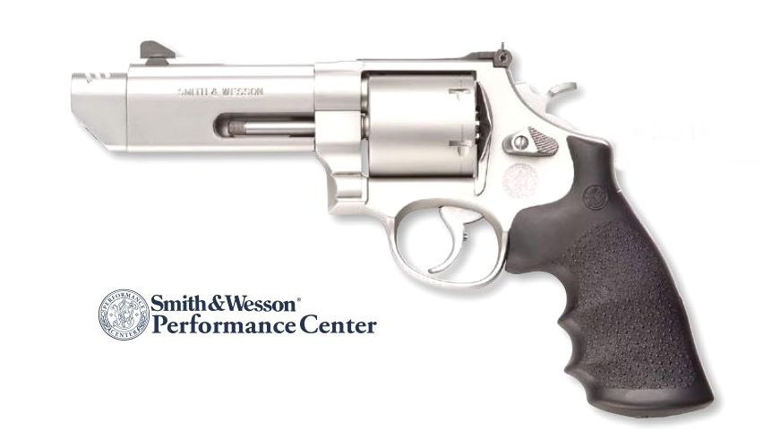 "Smith & Wesson 629 V-Comp Performance Center Revolver 4"" .44 Magnum"