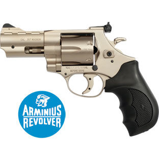 Weihrauch Arminius HW 357 Hunter Stainless .357 Mag