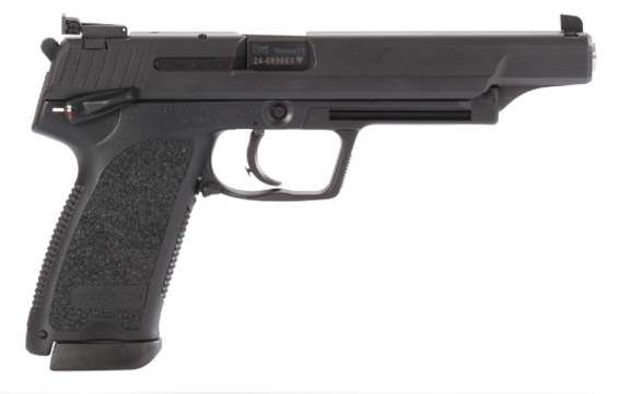 Heckler & Koch USP Elite Pistole 9 mm Luger
