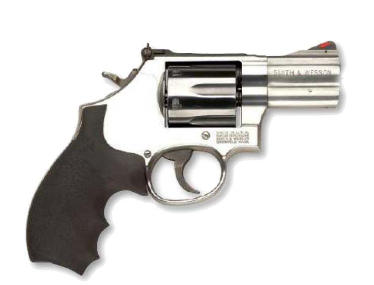 "Smith & Wesson 686 2 1/2"" Fangschussrevolver .357 Mag."