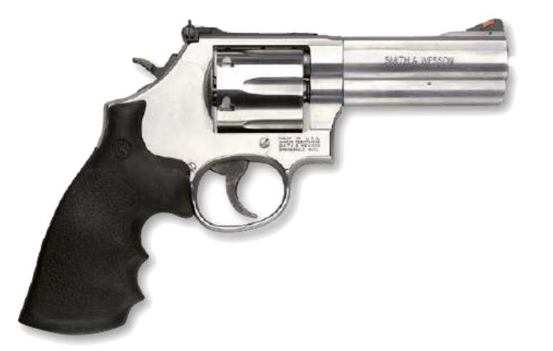 "Smith & Wesson 686 4"" Revolver .357 Mag."