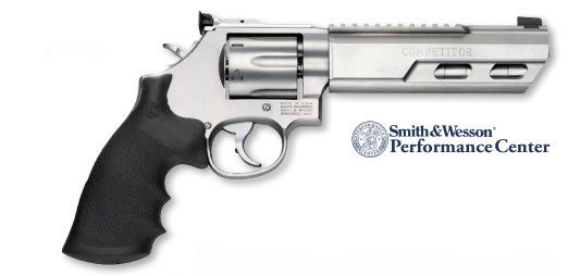Smith & Wesson 686 Competitor .357 Magnum