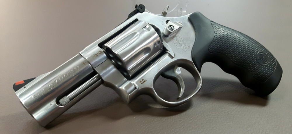 Smith & Wesson S&W 686 Plus 3""