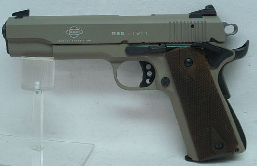German Sport Guns GSG Pistole 1911 US Tan