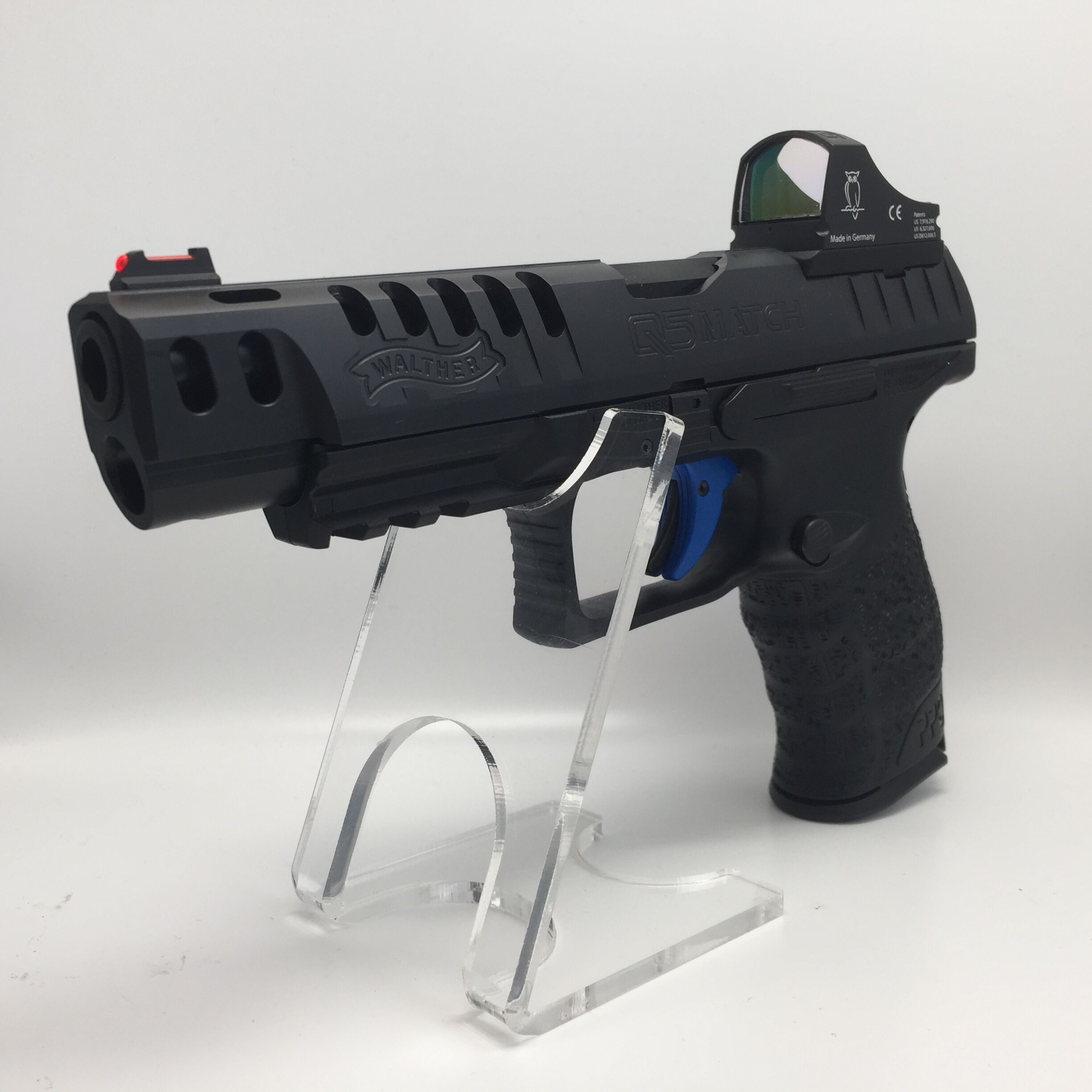 Walther PPQ Q5 match inkl. Doctersight C