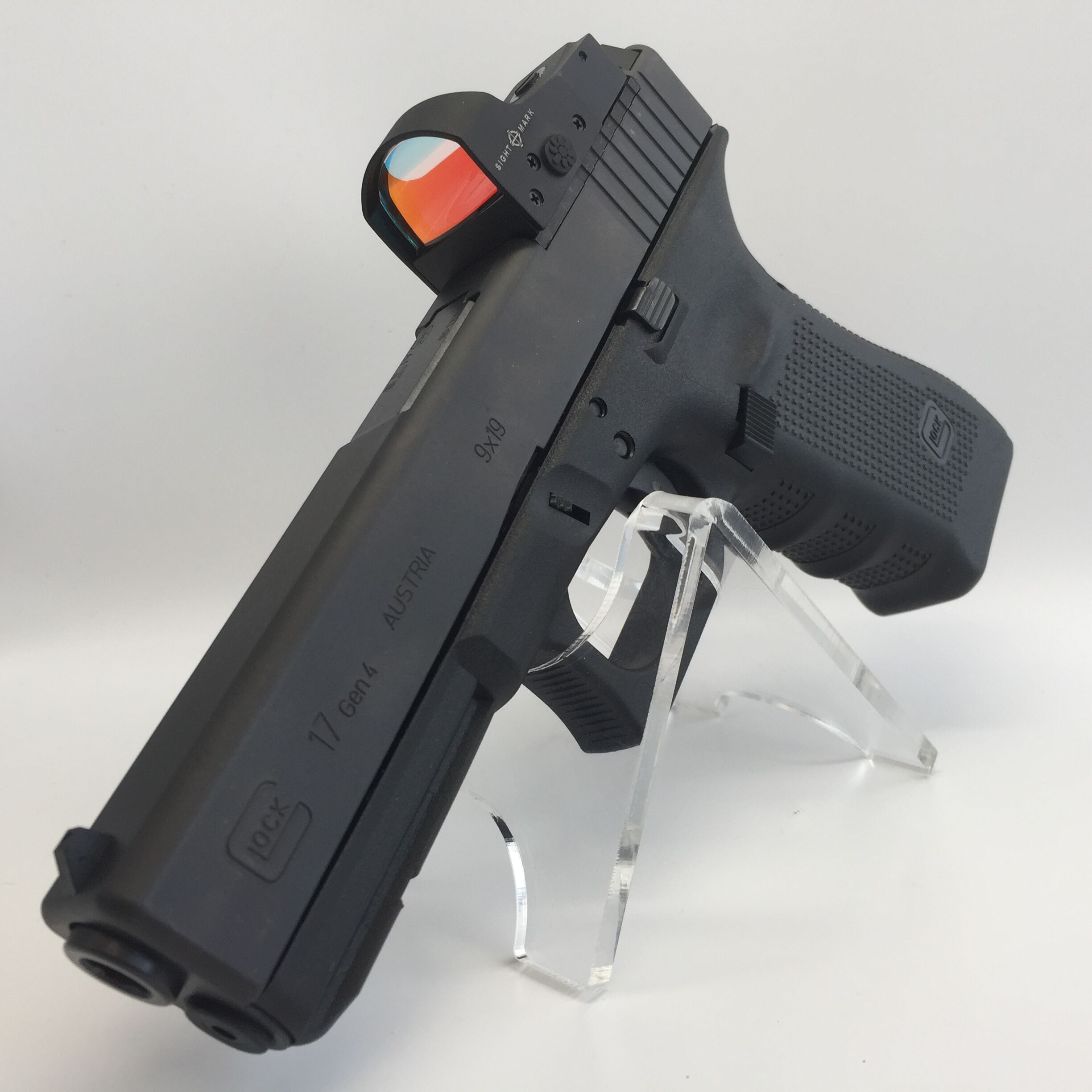 Glock Glock 17 Gen4 MOS inkl. Sightmark Mini shot pro spec