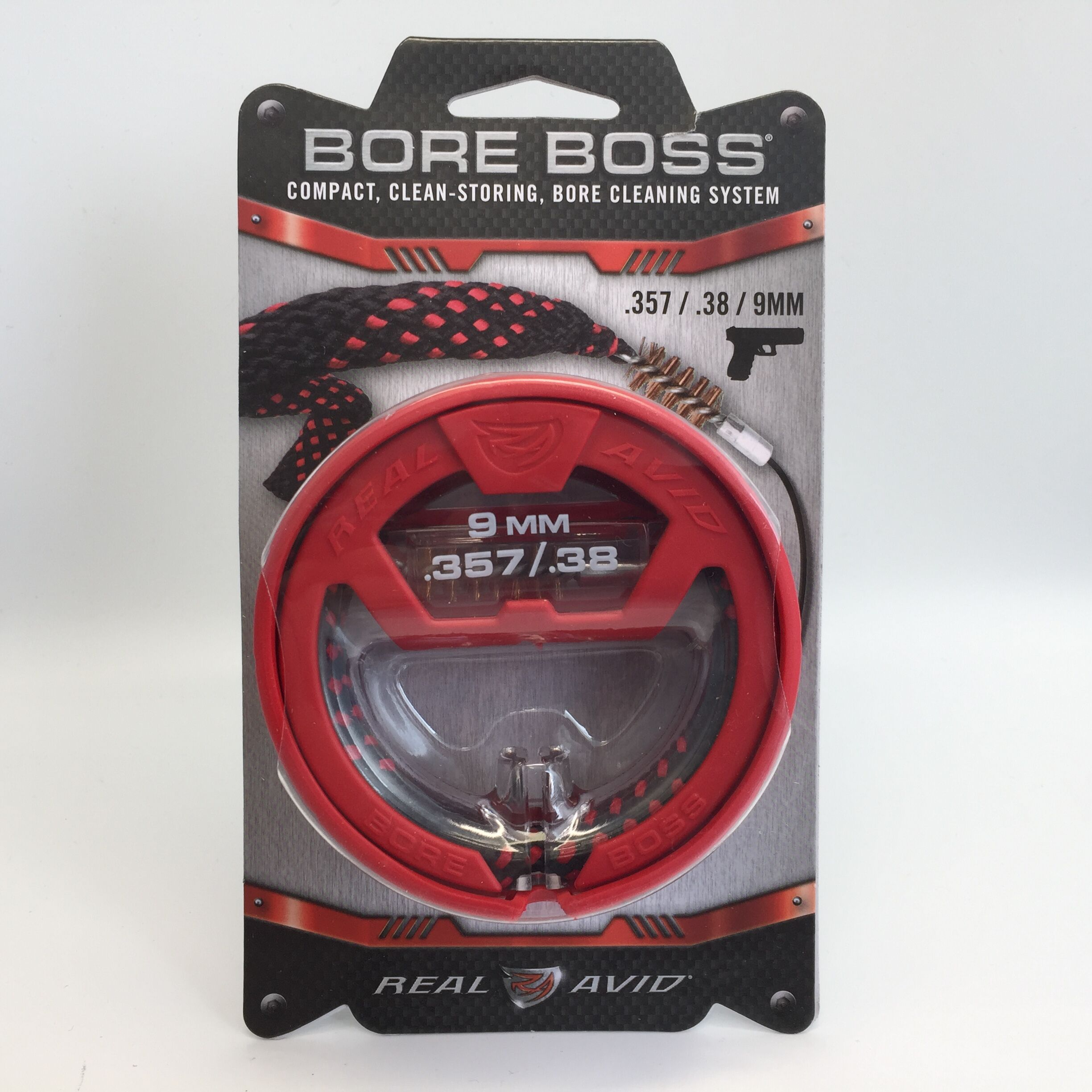 real avid Bore Boss .357 .38 9mm