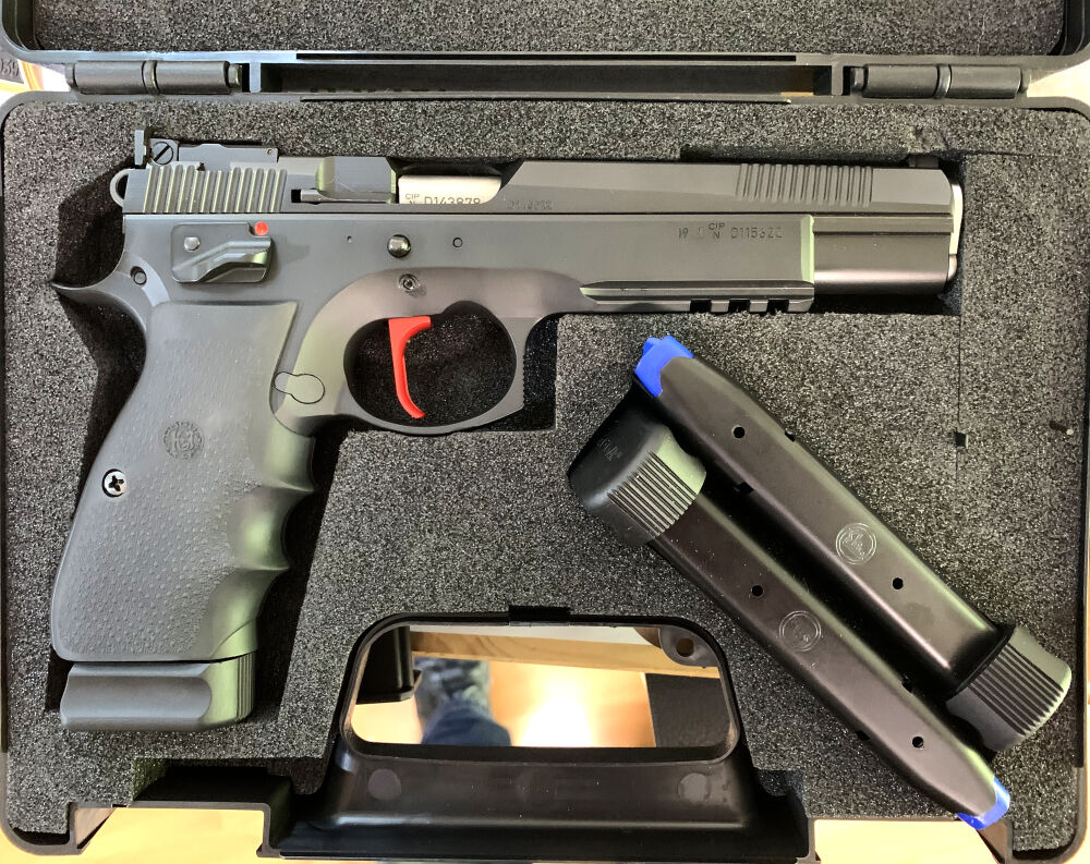 Czech Small Arms CZ CZ 75 SP/01 6.1