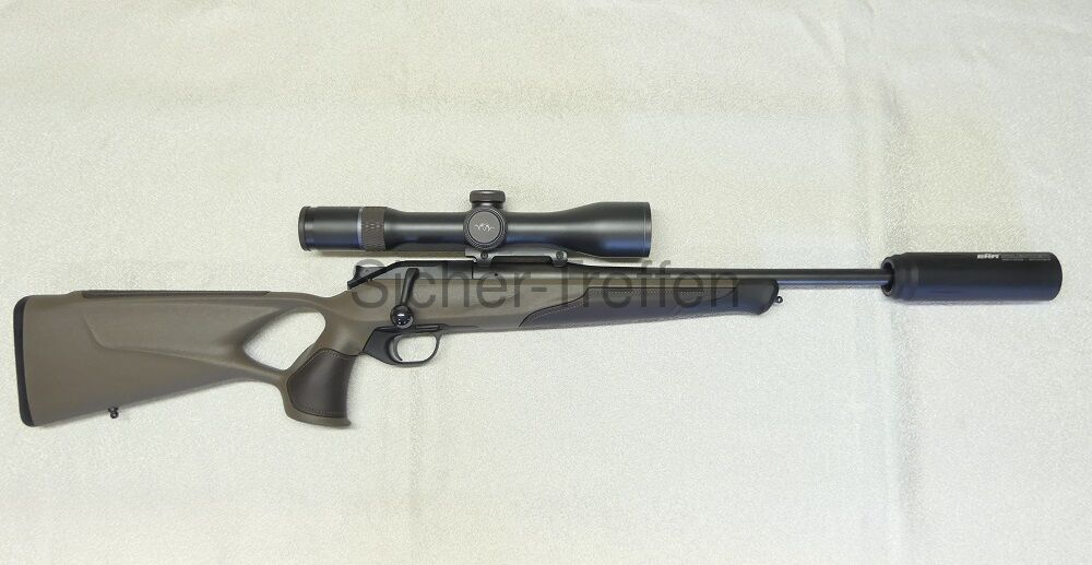 Blaser R8 Success Leder