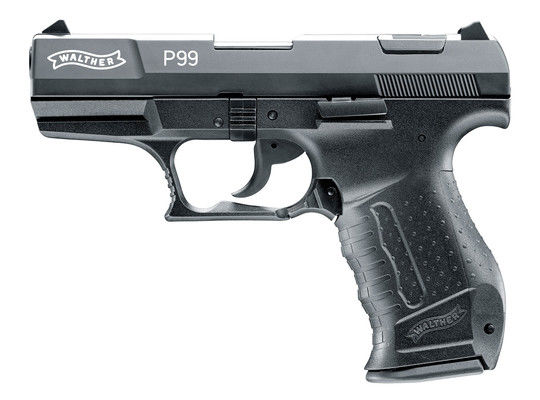 Walther P99 black