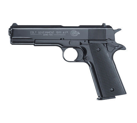 Colt Government 1911 A1 black