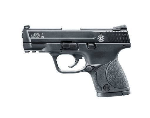 Smith & Wesson M&P 9c black