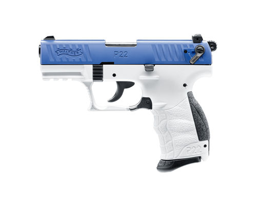 Walther P22Q Team Edition blue/white