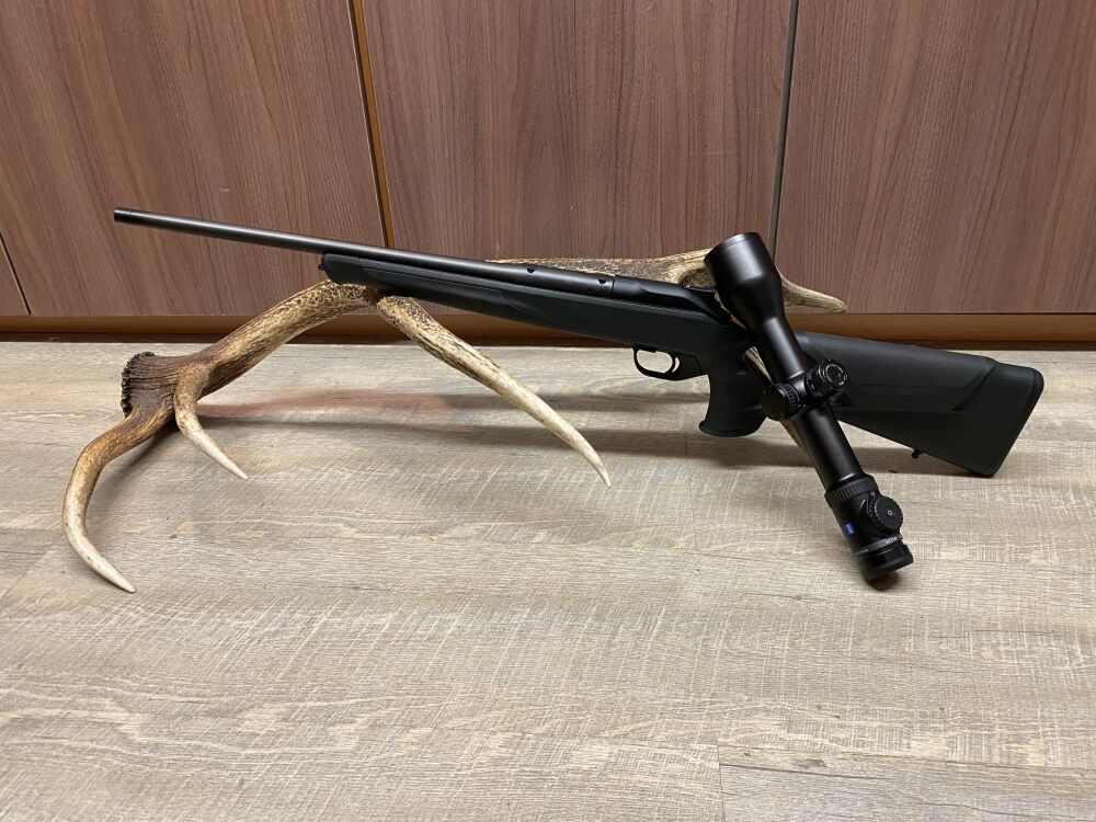 Blaser Professional Success, mit Zeiss Victory V8 2,8-20x56 M ASV