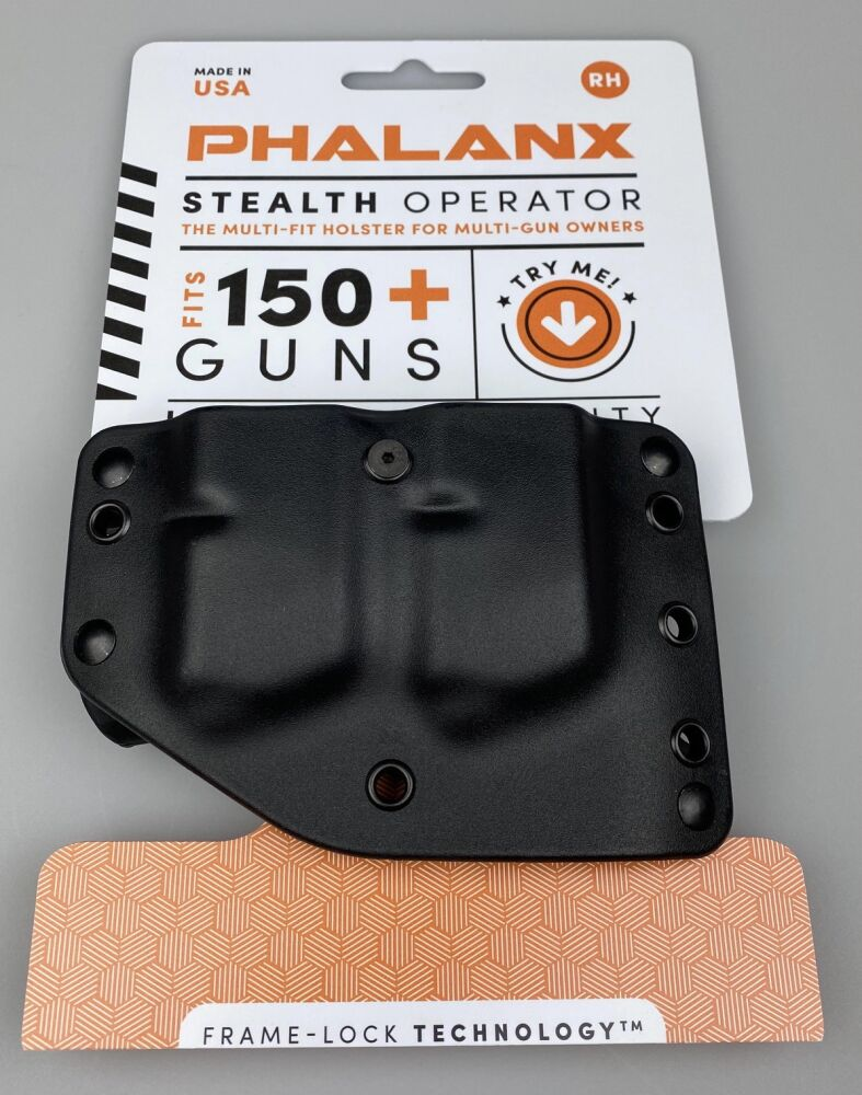 PHALANX STEALTH OPERATOR MULTI-FIT TWINMAG DOPPELMAGAZINTASCHE