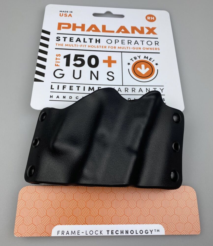 PHALANX STEALTH OPERATOR MULTI-FIT HOLSTER COMPACT RH