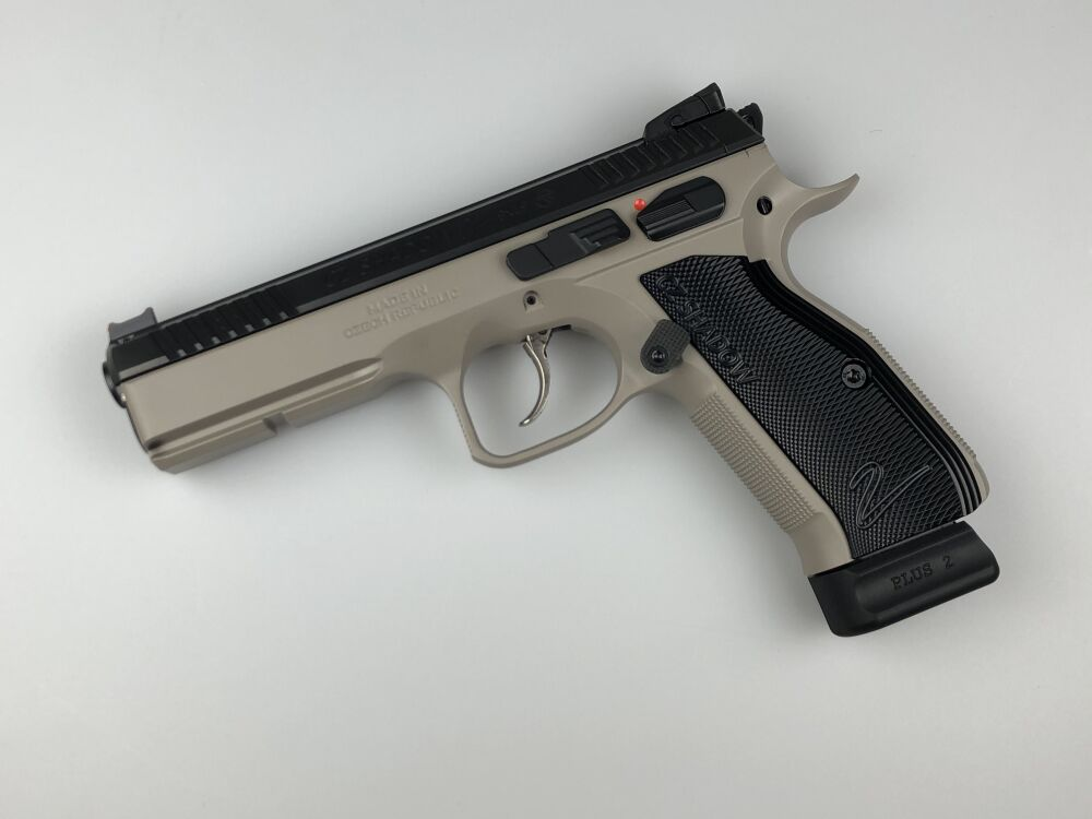 Ceska CZ Shadow 2 DA - Urban Grey