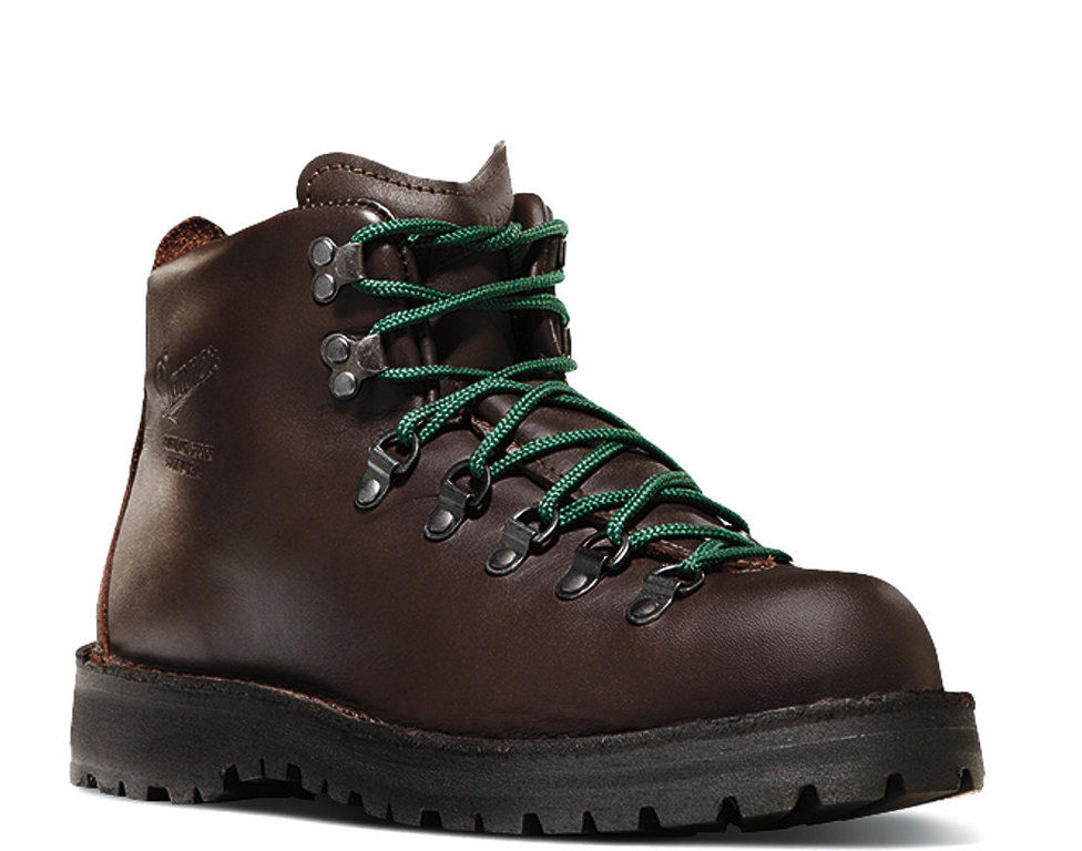 "Danner Boots Mountain Light II 5"" Damen braun"