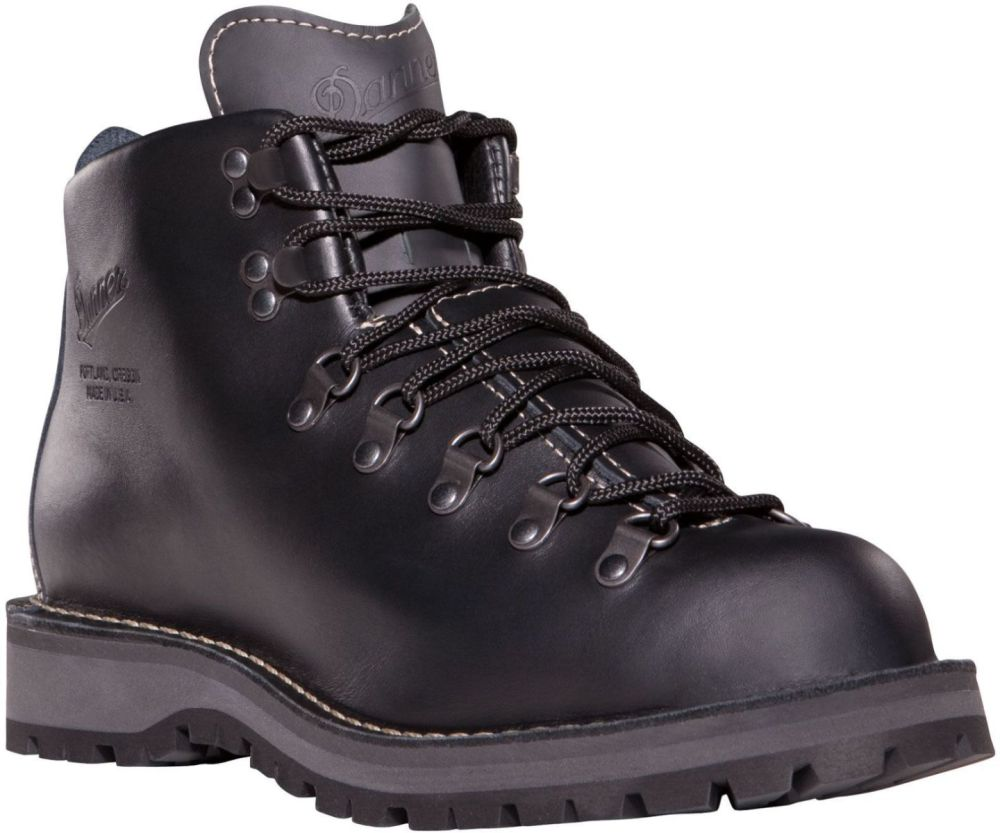 "Danner Boots Mountain Light II 5"" schwarz"