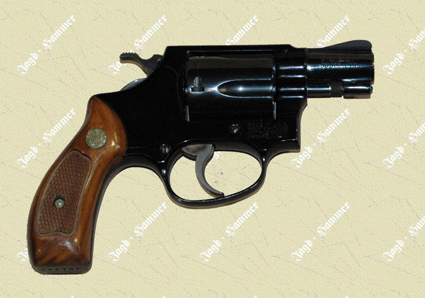 Smith &Wesson 37