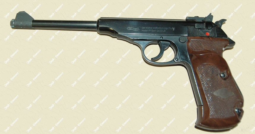 Walther PP-Sport