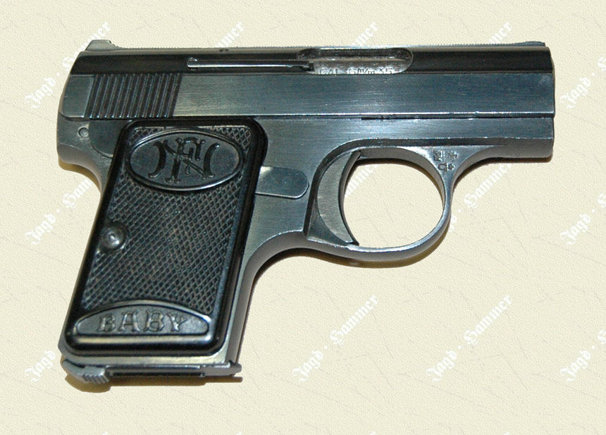 FN Browning Baby