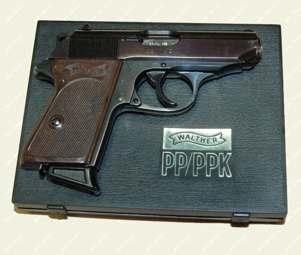 Walther Ulm PPK