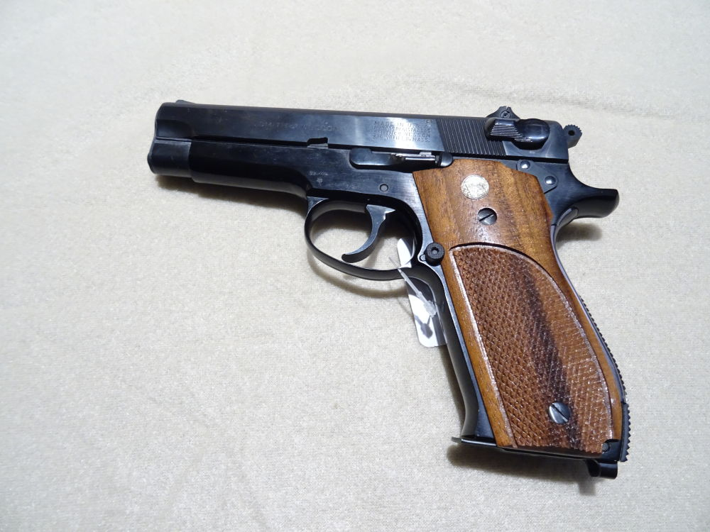 Smith & Wesson M. 39
