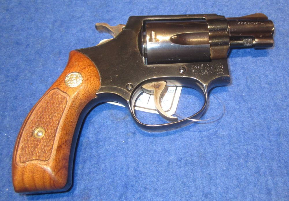 "Smith & Wesson 2"" Mod.36  Chief Spezial"