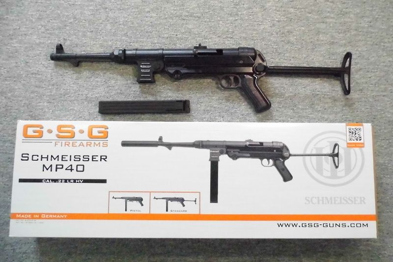 German Sports Guns Schmeisser MP 40