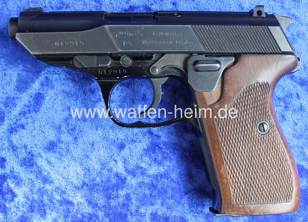 Walther P 5