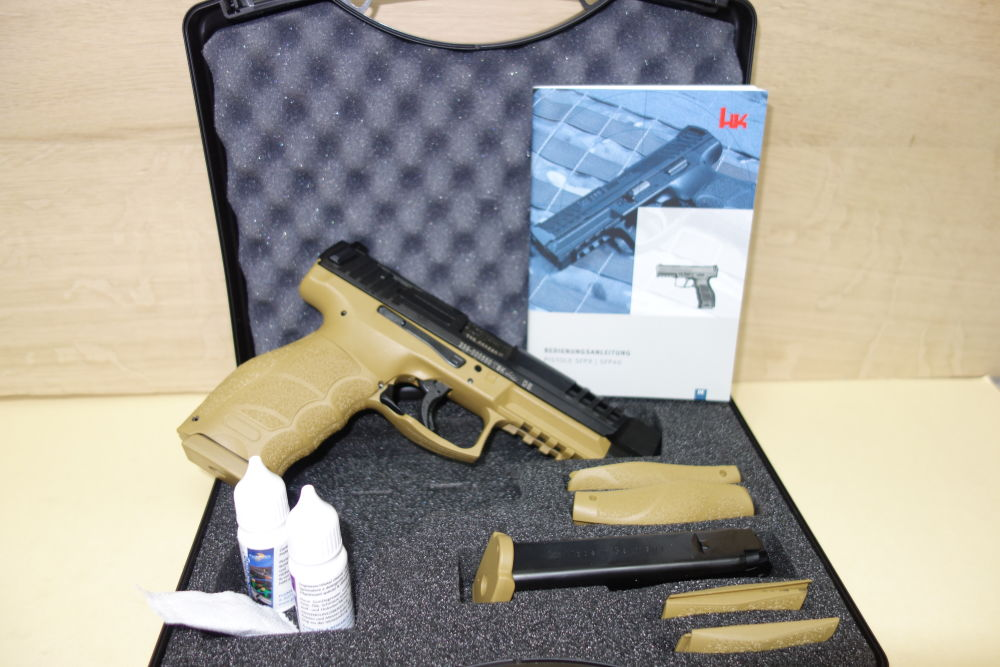 Heckler & Koch SF P9 L OR