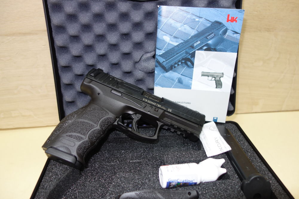 Heckler & Koch SF P9 OR