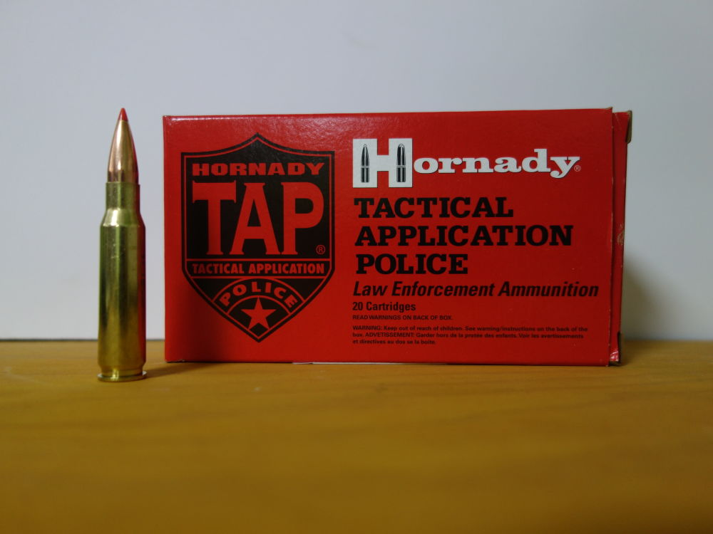 Hornady Tactical .308 Win