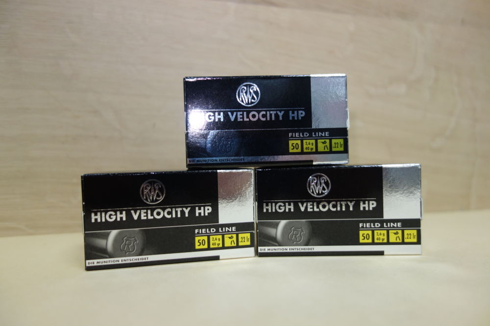 RWS Fied Line High Velocity HP