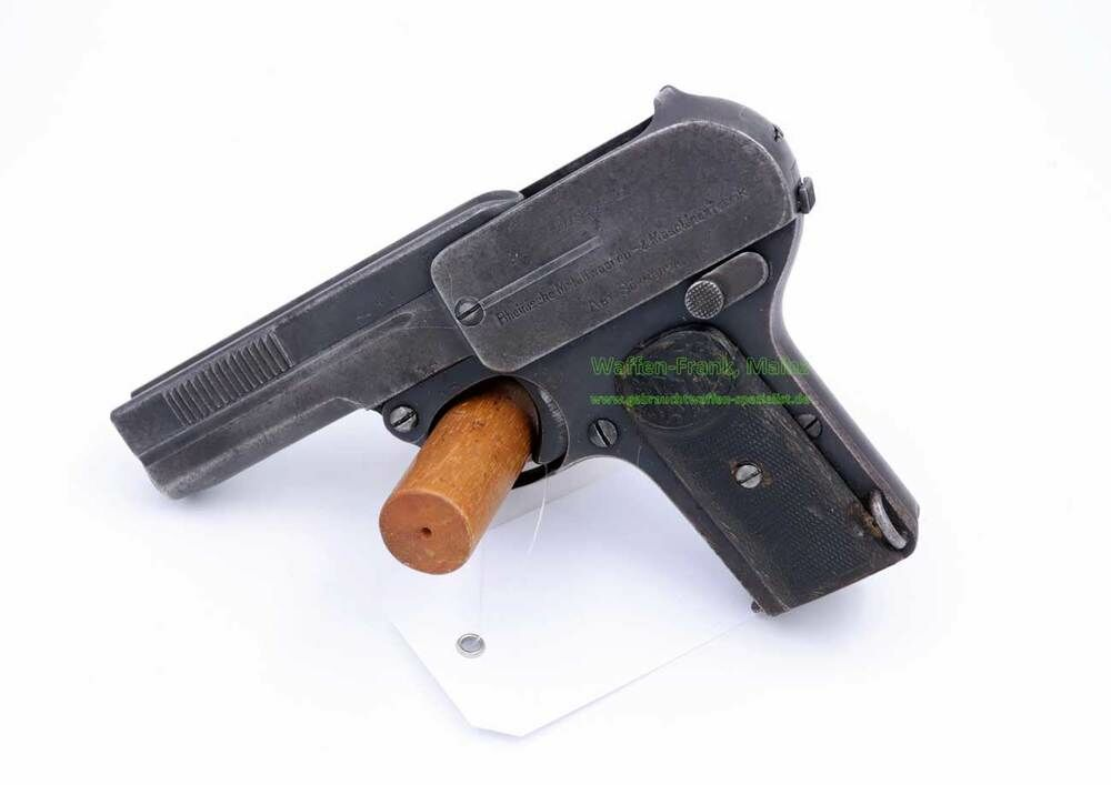 Smith u. Wesson - USA Mod. 36