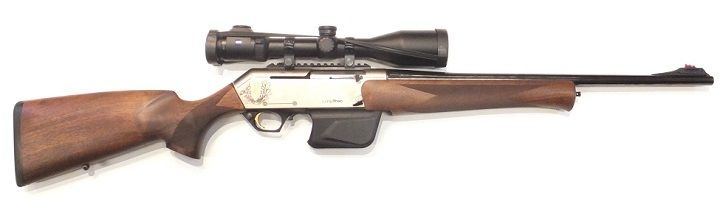 Browning BAR ZENITH PRESTIGE WOOD MG4