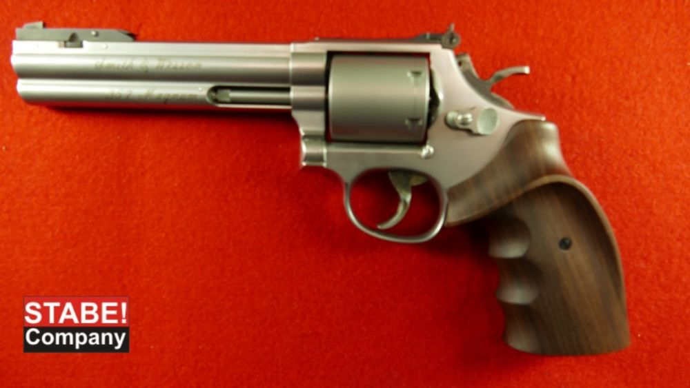 Smith & Wesson 686-4 Practical Champion