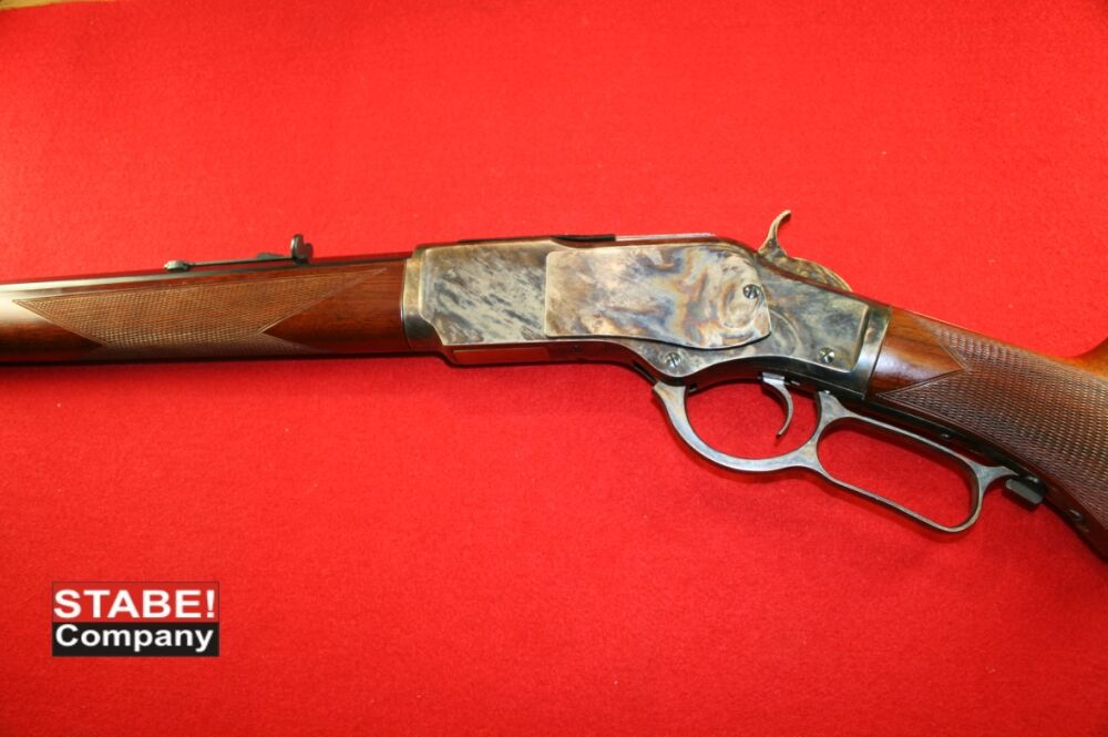 Hege Uberti Winchester 1873 one of onethousand