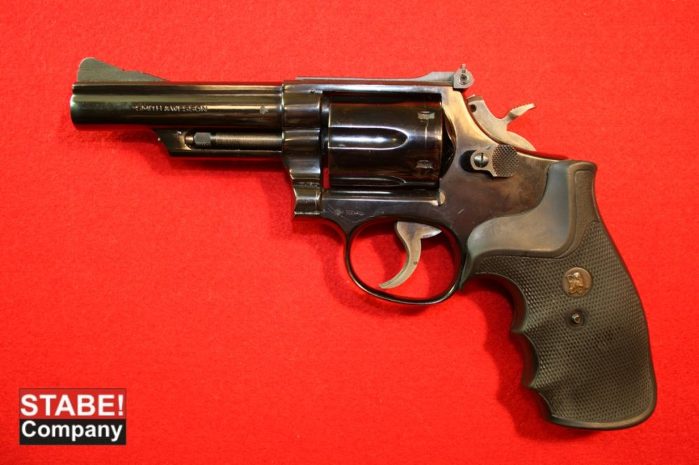 Smith+Wesson 19-4