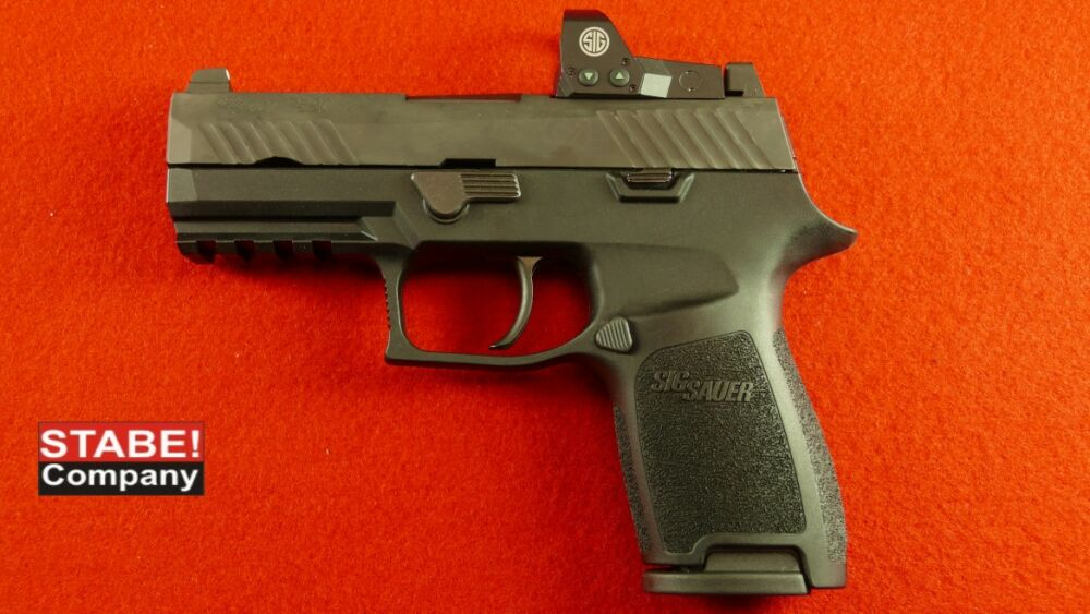 Sig  Sauer P 320 RX Compact