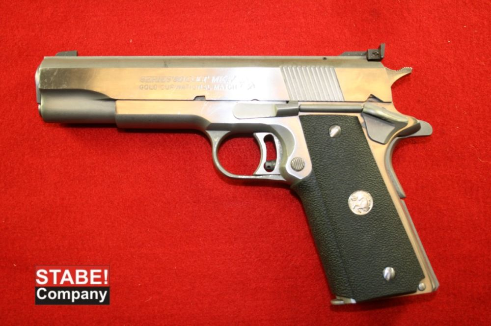 Colt Gold Cup National Match Series 80 MK IV