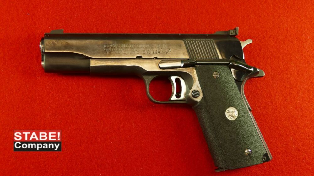 Colt Gold Cup Serie 70
