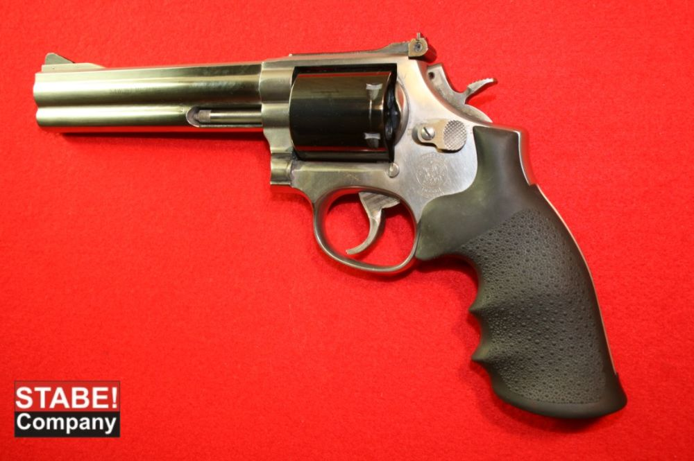 Smith + Wesson 686-4 Euro Match, 1 of 500