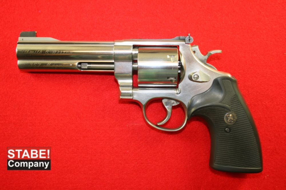 Smith & Wesson 627-1 Target Champion