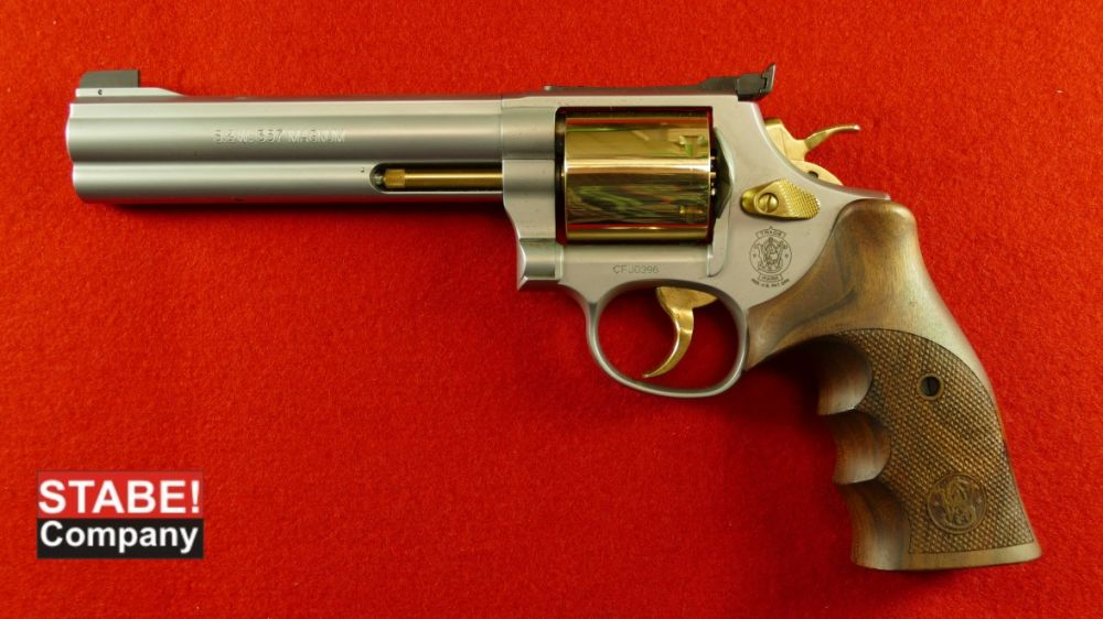 Smith & Wesson 686-5 The President´s