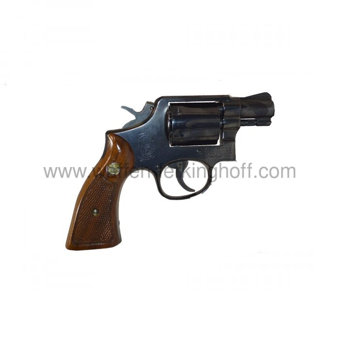 Smith & Wesson Mod.10-5 Black 2""