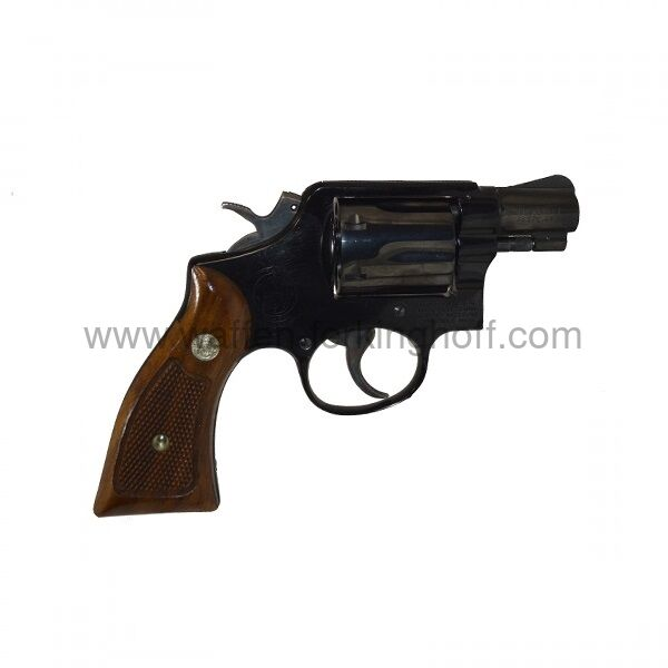 "Smith & Wesson Mod.12-2 Airweight 2"" Black"