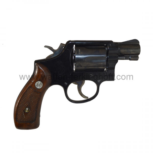 "Smith & Wesson M12-1 Airweight 2"" 3-Kronen"